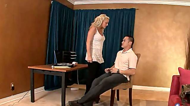 Bree Olson enjoys face sitting and femdom with Eric Jover