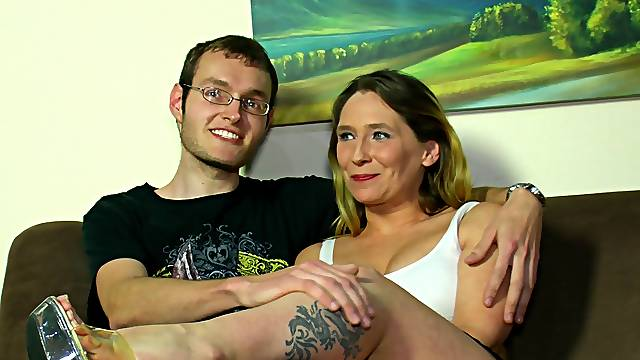 Mature German babes having fun with their hung lovers