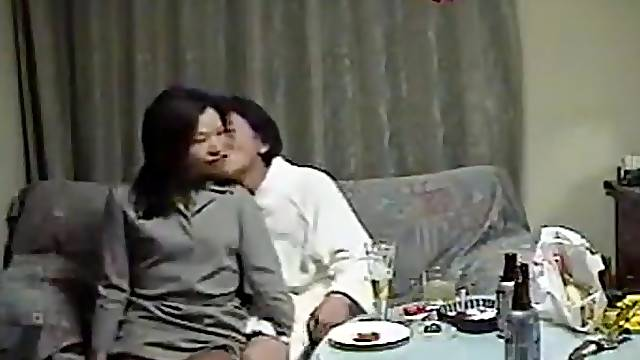 Awesome Hard Fucking Action of Horny Korea Couple
