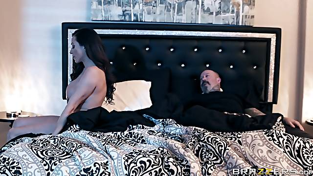 Lesbian face sitting with Ariella Ferrera and Ember Snow