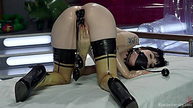 After toying sexy Charlotte Sartre is more than ready for hard sex