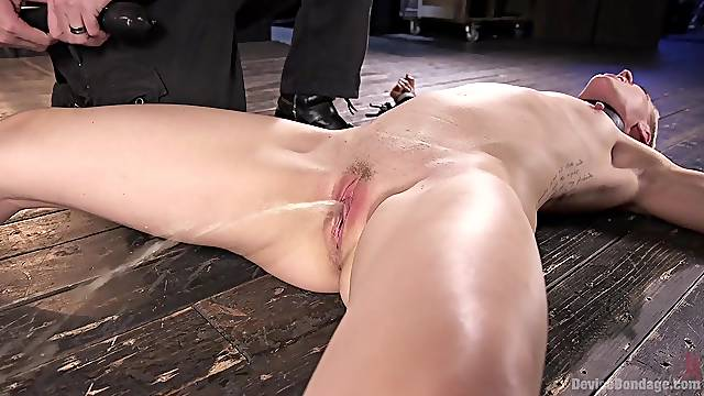Torture and bondage are fantasies of brave and horny Dylan Ryan