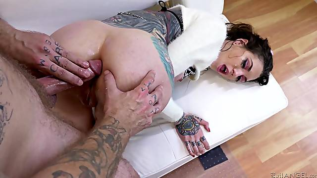 Rocky Emerson is ready for hard anal sex and the best orgasm ever