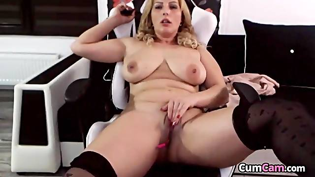 OMG CRAZY Caught My Wife Fingering Herself