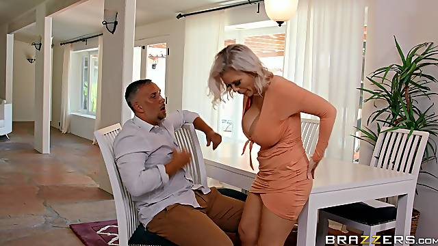 Silicone diva Casca Akashova likes dirty sex with a handsome friend