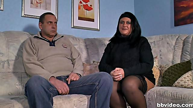 Large compilation of mature couples having sex with a younger dude