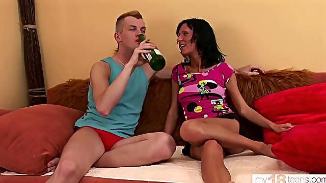 Masturbate Ass Hole Bottle