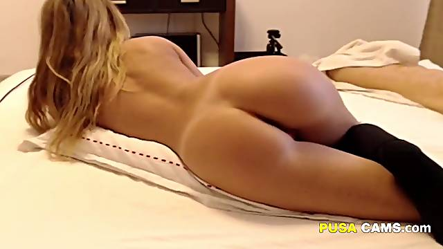 My Girlfriend is Perfect Ass Teen doing fcking cams
