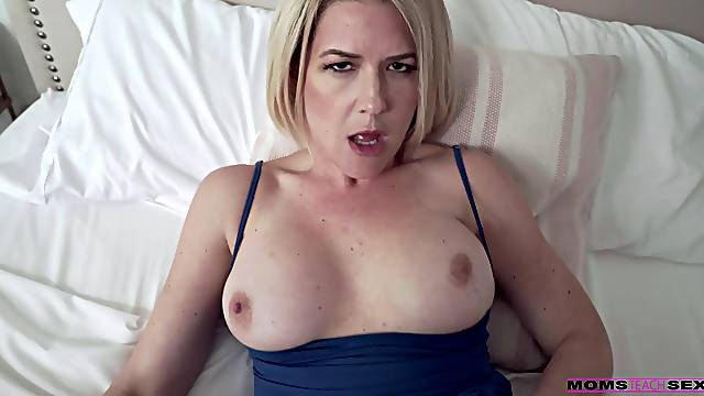 Nothing makes Kit Mercer as happy as blowing a delicious cock