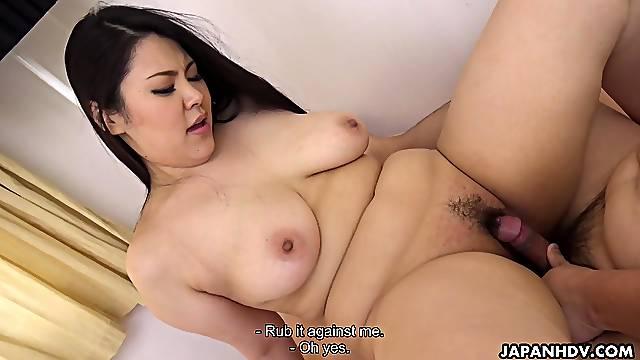 Japanese plumper, Shizuka Ishikawa had sex, unc