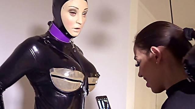 Mistress Tatjana : Sexually Used Rubberdoll