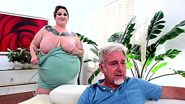 Big Tits for Dinner With BBW Heady Betty