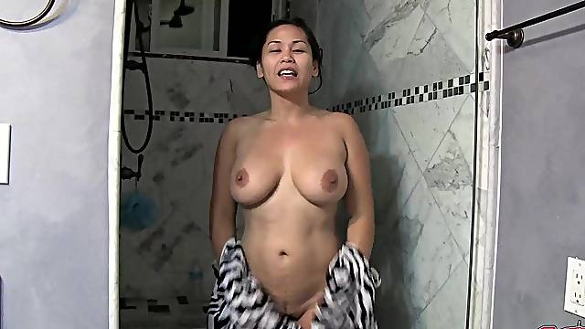 Backstage compilation of videos with sexy stars flashing boobs