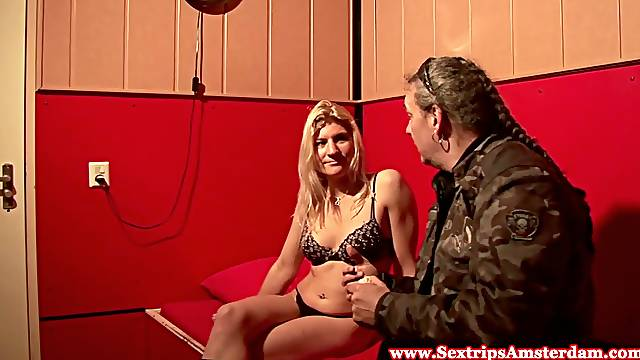 Real dutch prostitute buffs helmet