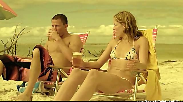 Cody Horn and Olivia Munn - Magic Mike