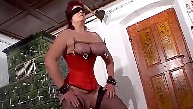 extreme pierced german stepmom