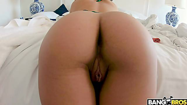 Energized holiday girl fucks with a local and provides fine POV