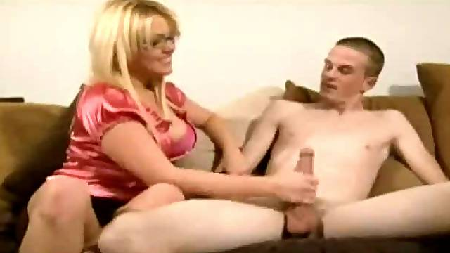 Handjobs from blonde girls in compilation