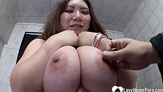 BBW wife got hot sex