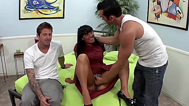 Mahina Zaltana Is Dripping Wet Before She Gets Her Panties Off