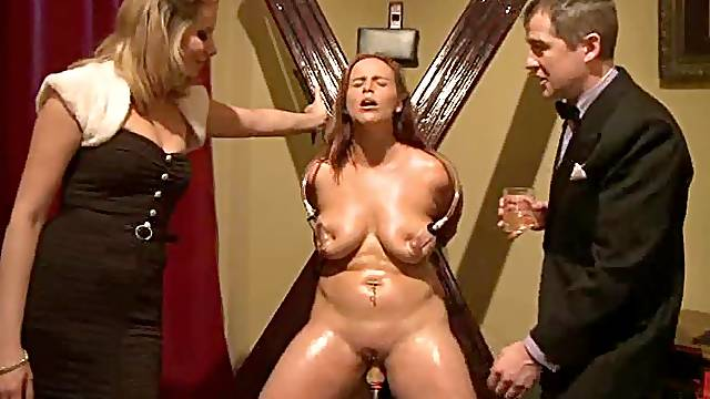 Delightful honeys are being humiliated, despite their desires!