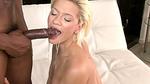 Hungry girls open up wide and swallow cum in a compilation