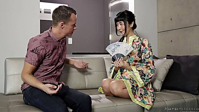 Sticky creampie for Marica Hase by her lustful lover Justin Hunt