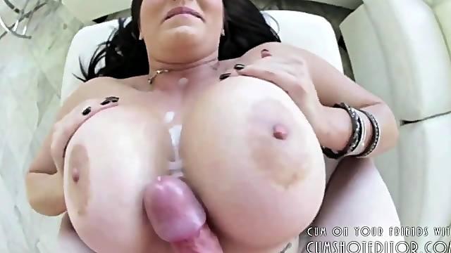 Hot Titjob And Cumshot Compilation