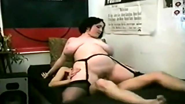 Danish milf loves to suck a big cock very deeply