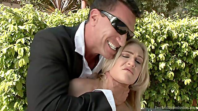 Angel Allwood everything about outdoor sex and a slave role