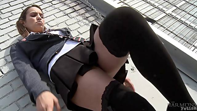Gangbang with strangers is something that Amber Rayne can't forget