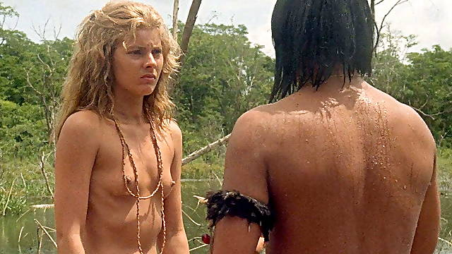 Fully nude celebrities Elvire Audray, Sara Fleszer, Jessica Bridges.