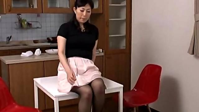 Japanese housewife
