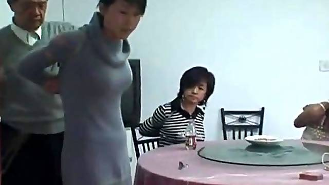 Chinese BDSM action