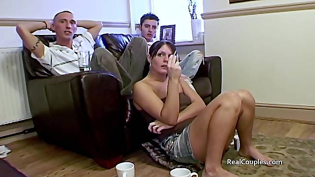 Real couple talk about wife sharing