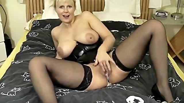 Deutsch german pussy tits Milf cremige Muschisaft nipples