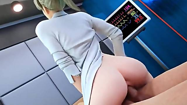 Uncensored Hentai Anime Sex Scene. Horny Big Tits Teen Girl Blowjob.