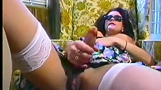Hermaphrodite in stocking