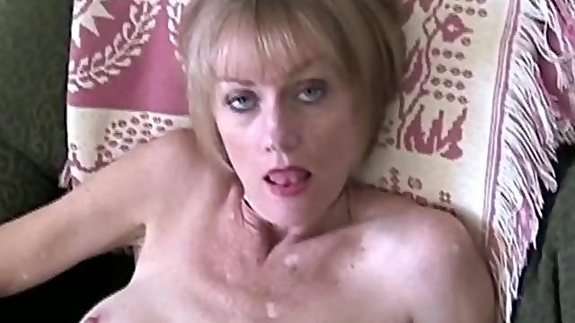 Horny granny has some hot sex from Wicked Sexy Melanie