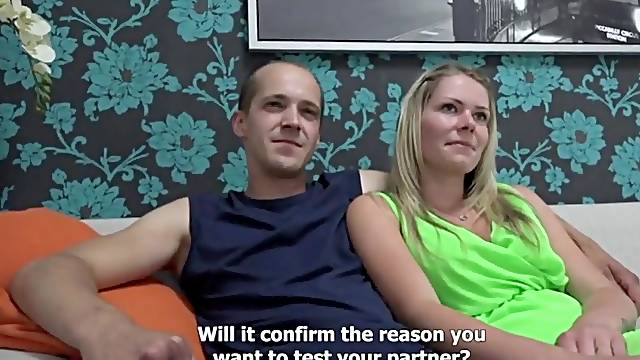 Real wife swapping