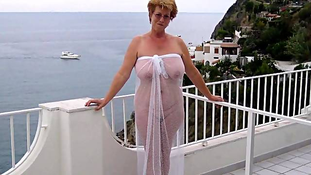 Nude wives on vacation, so different but all sexy