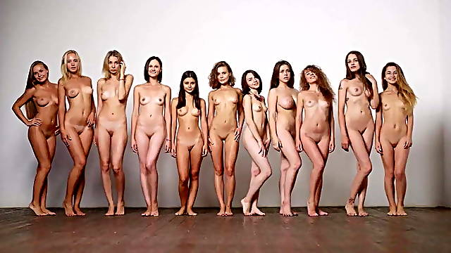 So different, but everyone is beautiful