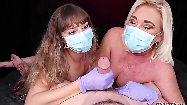 Handjob Cumshots Must Watch
