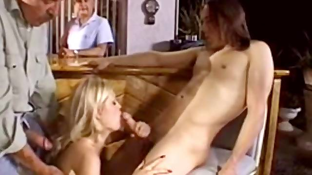 Swinger Couple Has No Problem Fucking Session To Feel