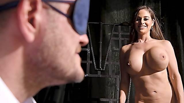Milf butt fucked in complete maledom scenes