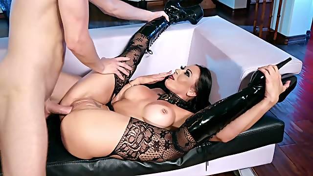 Top sex in severe modes for Rachel Starr