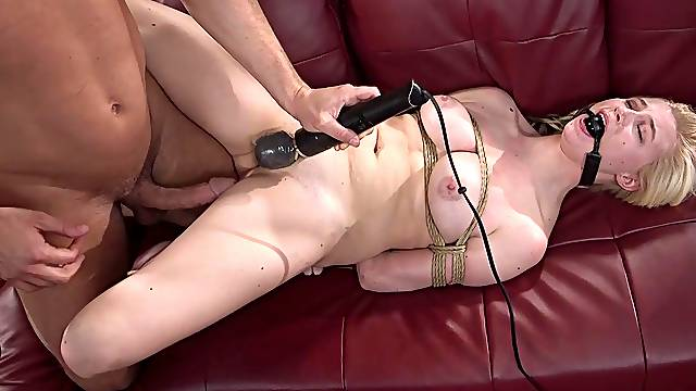 Extreme maledom Carolina Sweets during a full XXX play