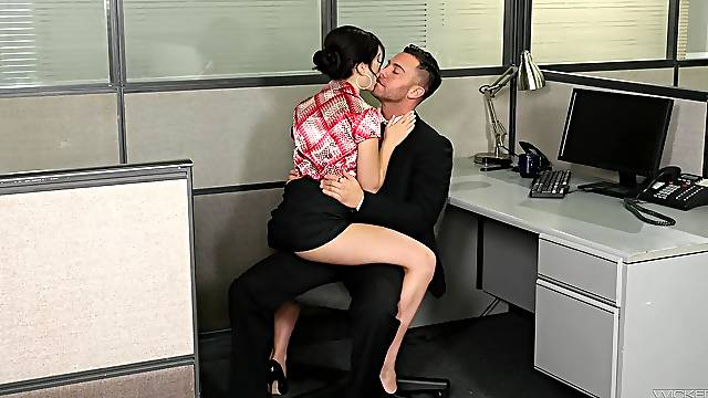 Give office girl Jane Wilde an inch, and she will take a mile