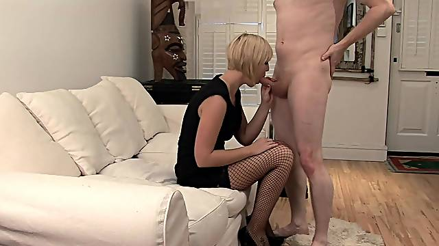 Wife rides in reverse and swallows a lot of sperm