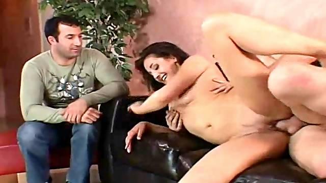 Sharing The Kinky Swinger Wife